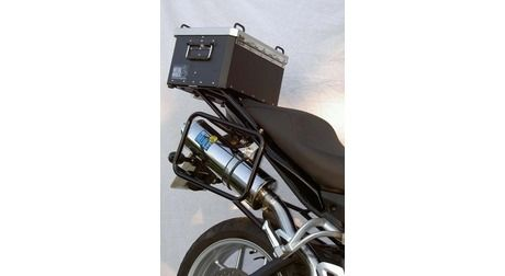 Triumph Tiger 1050 38L & 38L MAX Balanced Pannier System with Exhaust